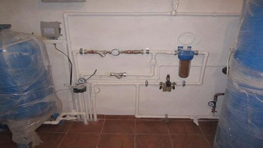 Монтаж водоснабжения в Оренбурге